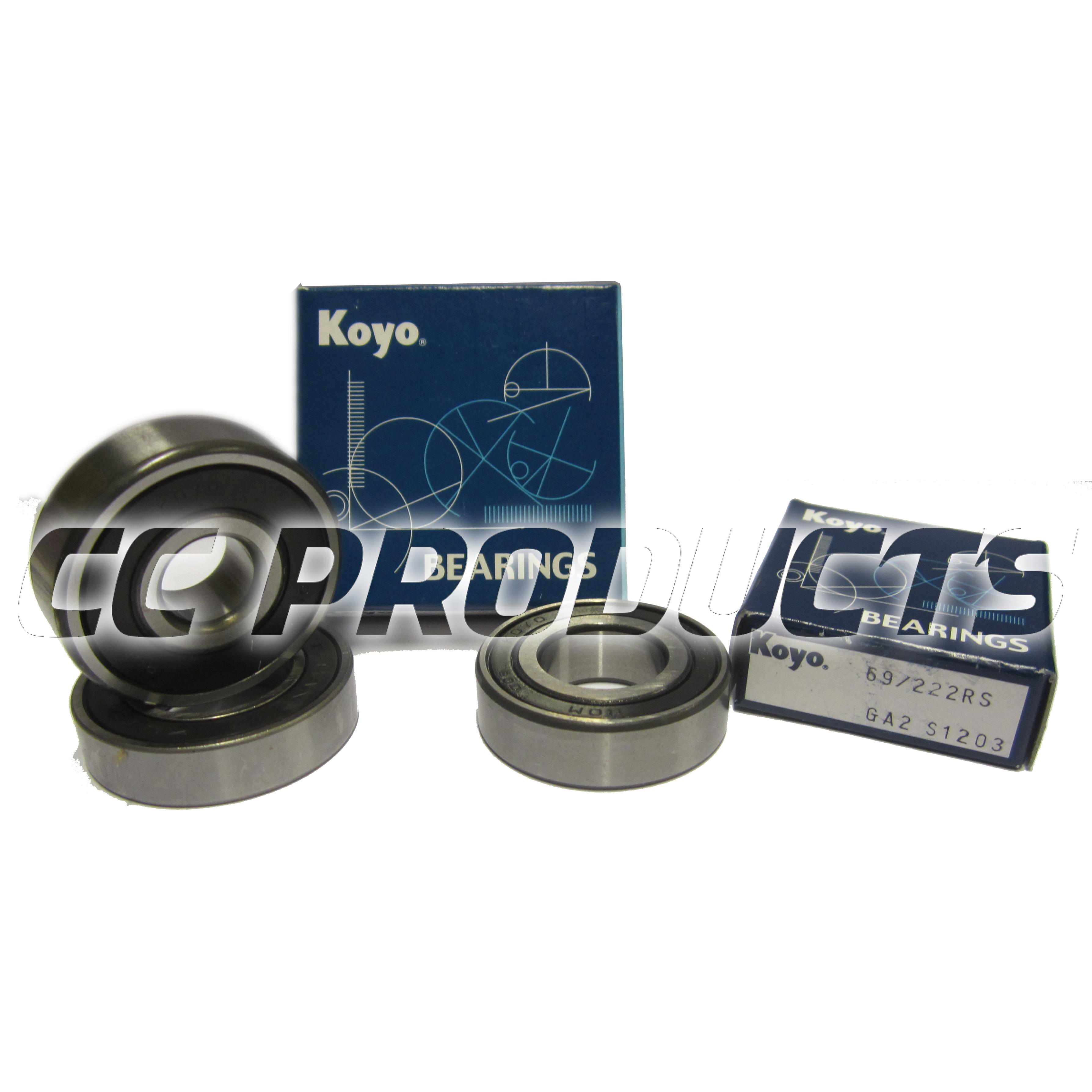 Koyo bearing 6306-C3 30x72x19