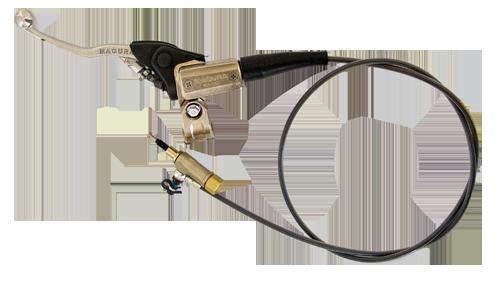 Hymec - Magura hydraulisk koppling