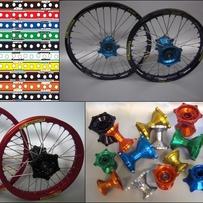 Freeride 250/350 12- 21x1,60 Framhjul