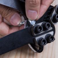 Spoke bending tool