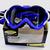 Smith goggles Warp blå