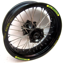 17x5,50  KTM 00- Bakhjul