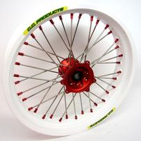 17x3,50 CR/CRF 125-500 84- Framhjul