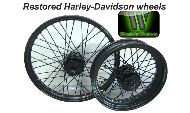 Harley-Davidson hjul