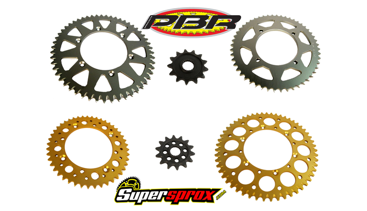 Widest range of motocross and enduro sprockets in stock!